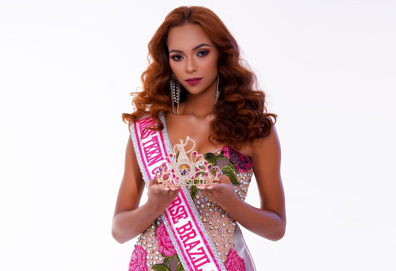 Thaynara Vargas - Miss Brasil Teen 2021 - Credito da Foto: Divulgação
