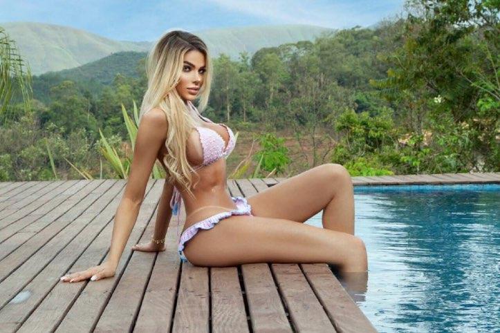 Barbie Humana participará do Miss Beleza T Brasil