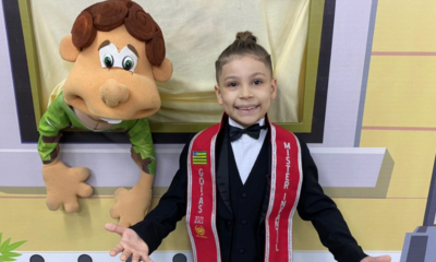 Ibero América elege Mister Infantil Goiás 2021